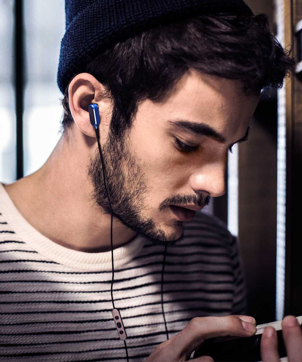 M100 Hi-Fi Earbud | KEF Direct