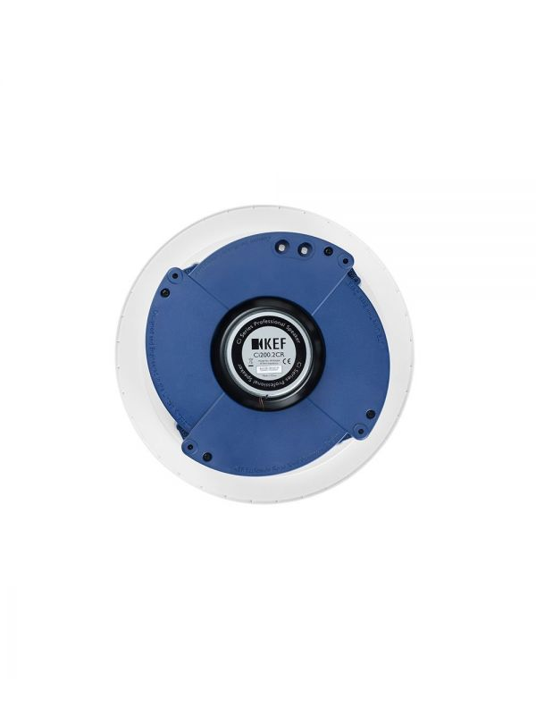 KEF Ci160.2CR Round In Wall/ Ceiling Speaker Back