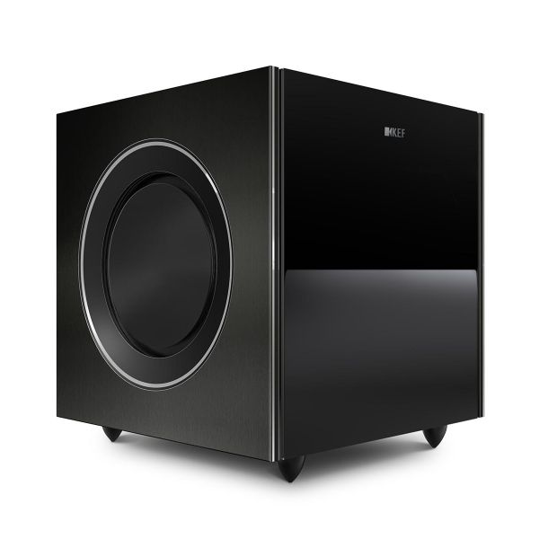 Reference 8b black High Performance Subwoofer | KEFDirect