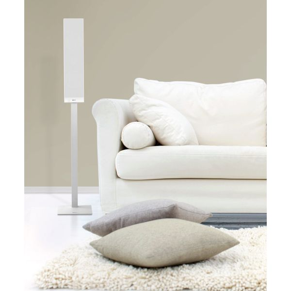 T Floor Stand Lifestyle White