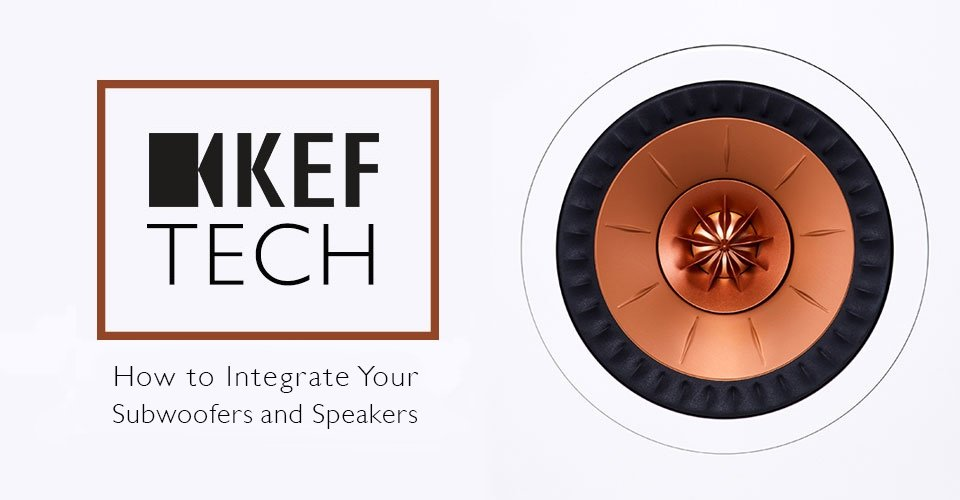 Tips For Integrating Your Subwoofer and Speakers