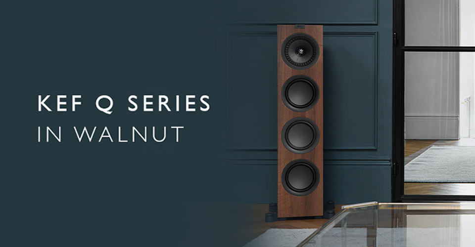 Q Series Now Available With Walnut Finish