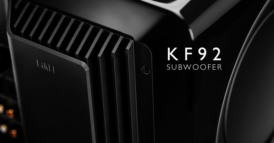 Introducing the KF92 Subwoofer