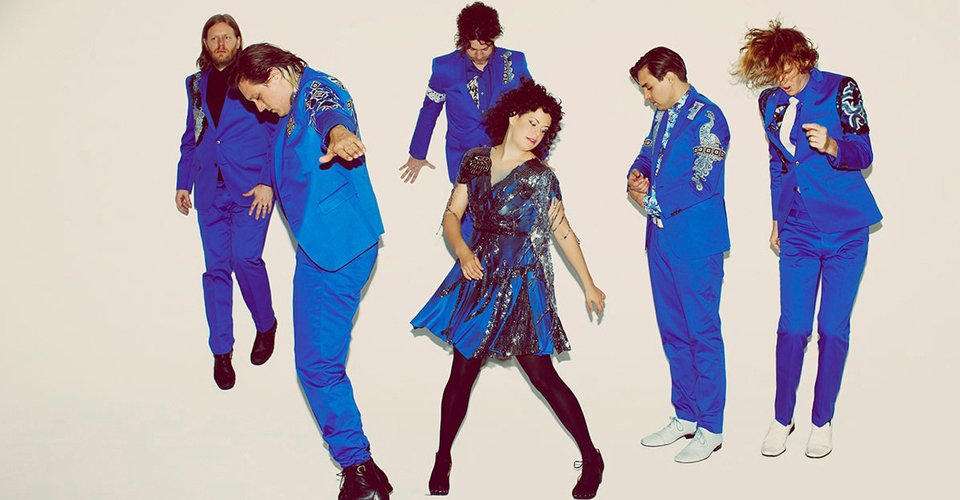 Front-to-Back Albums: Arcade Fire - Everything Now