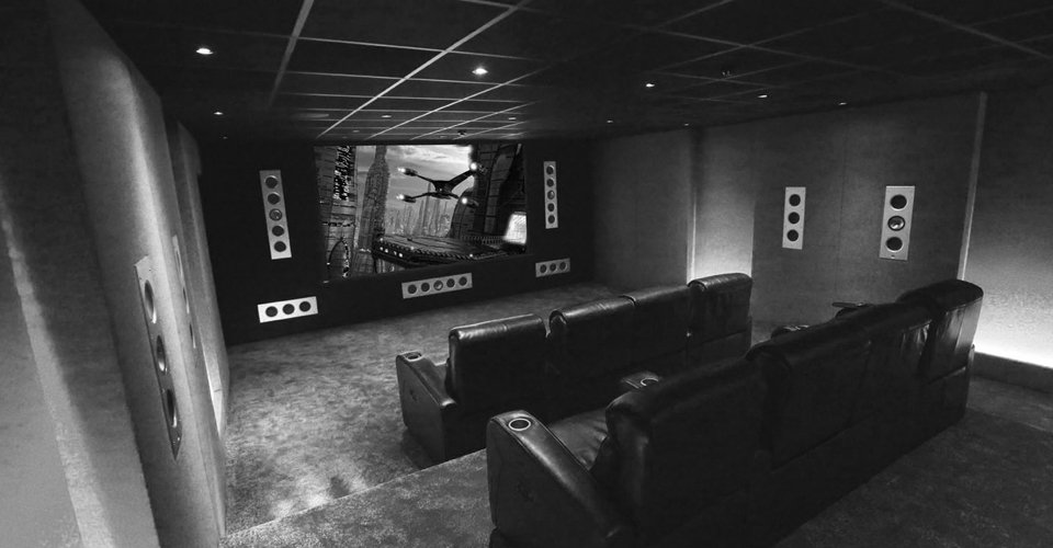 Considering Sound Absorption [Basic Home Theater Design]