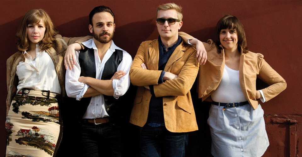 Front-to-Back Album: Lake Street Dive