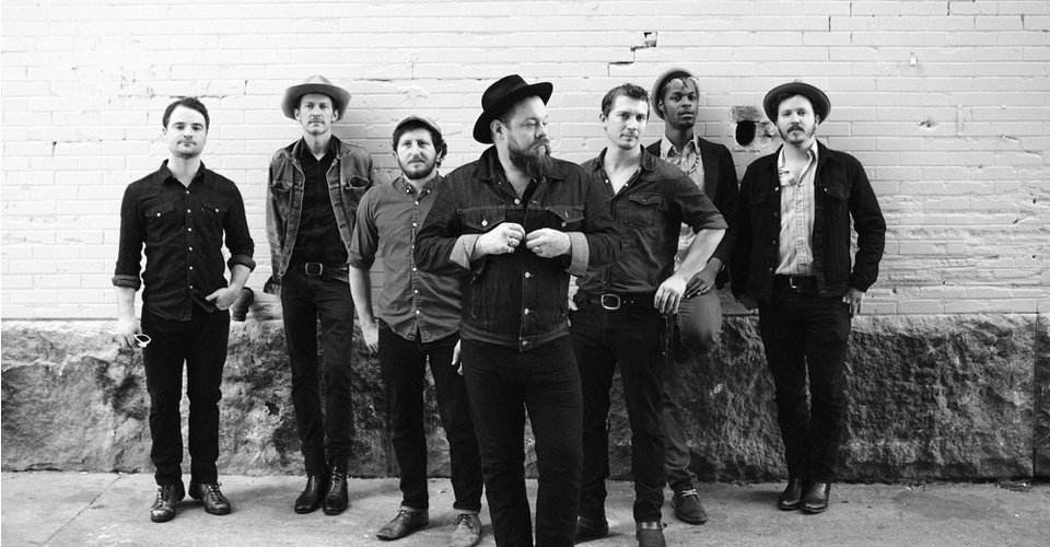 Front-to-Back Album: Nathaniel Rateliff & the Night Sweats