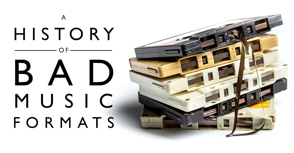 A History of Bad Music Formats