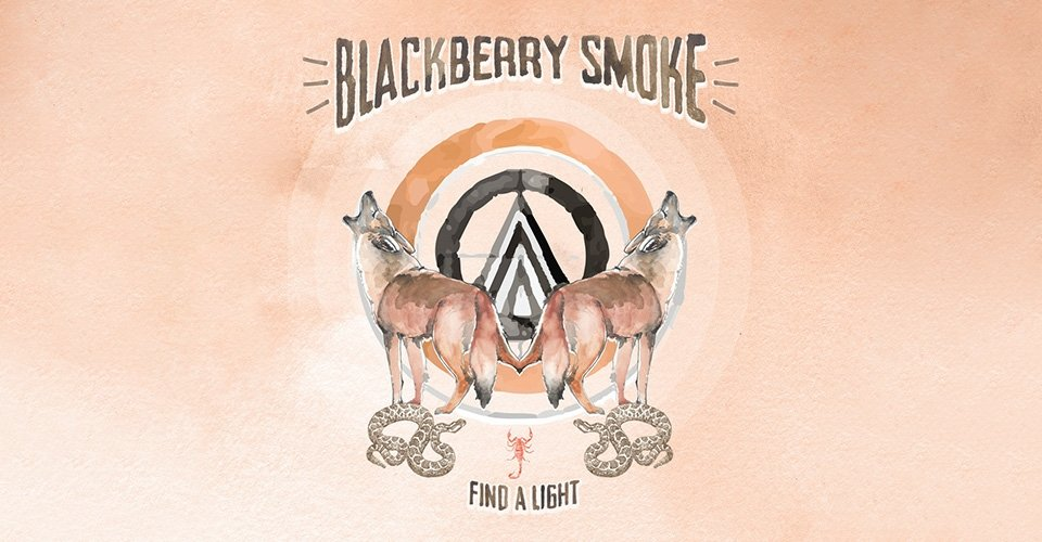 Front-to-back Albums: Blackberry Smoke - Find A Light