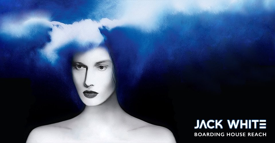 Front-to-Back Albums: Jack White - Boarding House Reach